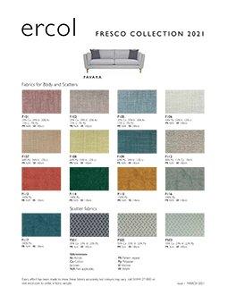Fresco Collection leaflet