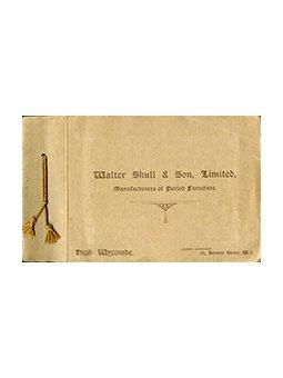 Walter Skull & Son c.1920s leaflet