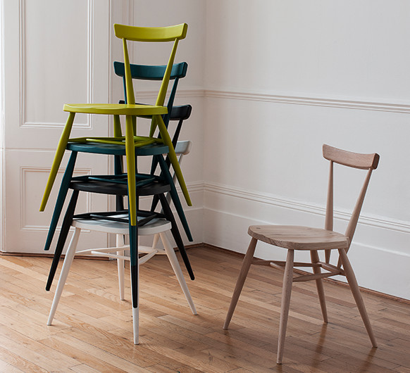 Originals stacking chair
