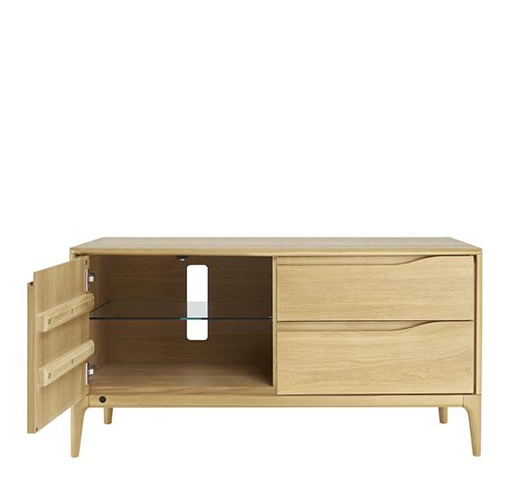 Romana Ir Tv Unit Ercol Furniture