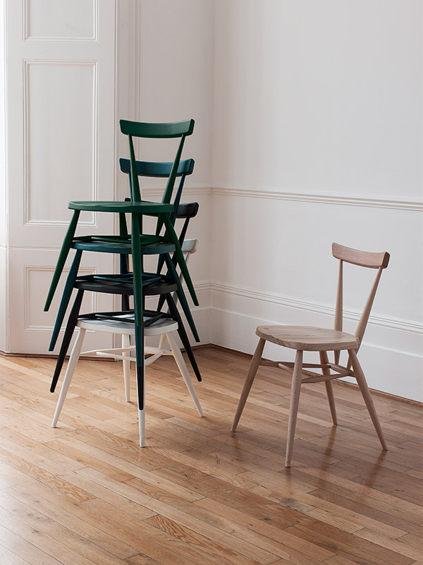 Originals stacking chairs