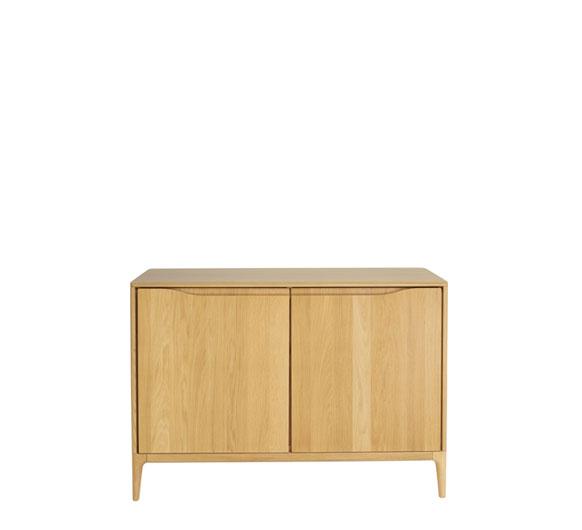 Romana 2 door sideboard sideboards ercol furniture for Sideboard romina