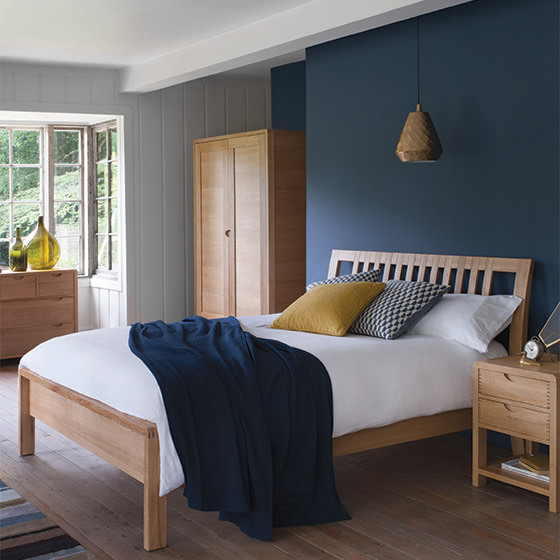 Bosco bedroom collection from ercol