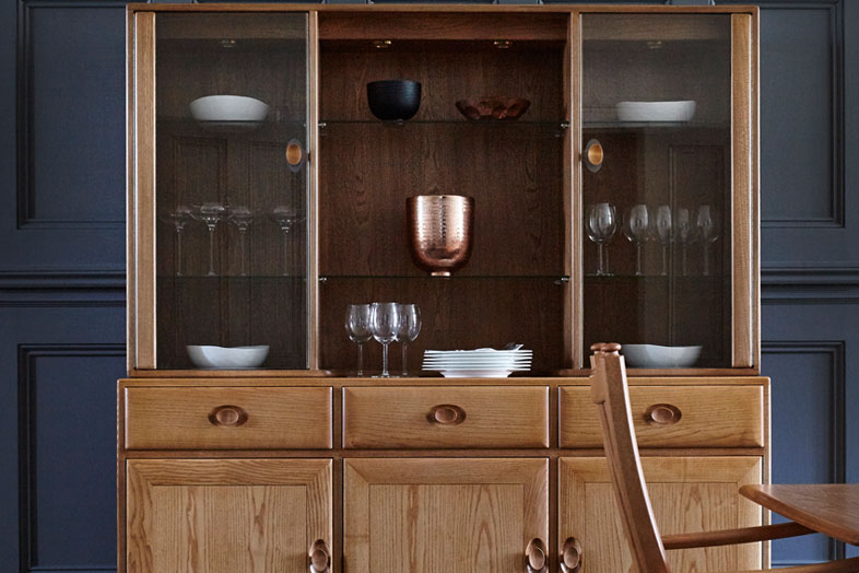 Sideboards Amp Display Cabinets Living Room Ercol Furniture