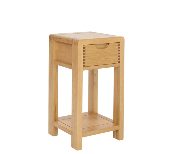 Coffee & Lamp Tables compact side table