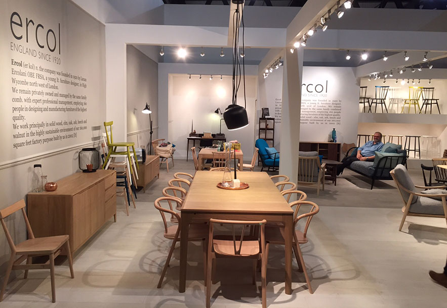 ercol at Milan 2015