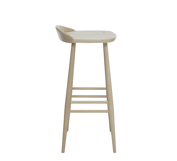 Originals Bar stool with back