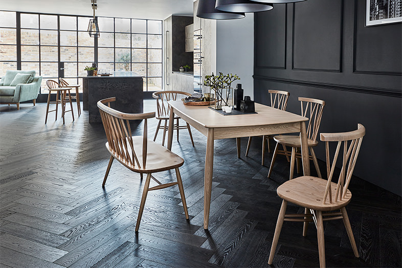 Fantastic Dining Benches Ercol Furniture Alphanode Cool Chair Designs And Ideas Alphanodeonline