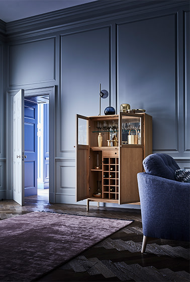 Ballatta drinks cabinet