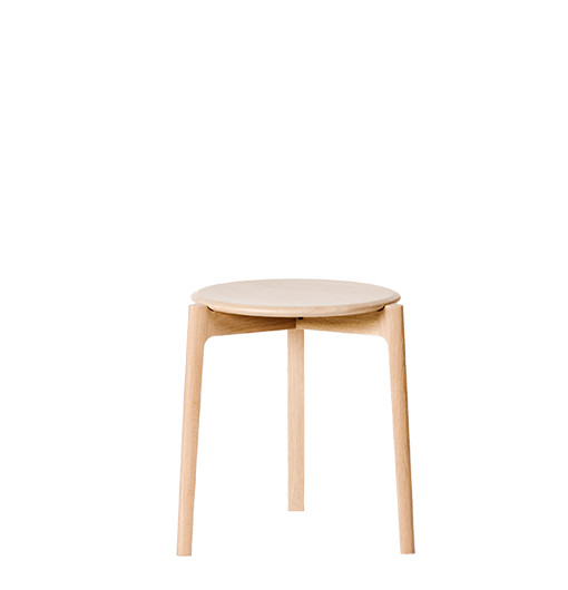Outstanding Svelto Round Stacking Stool Ercol Furniture Theyellowbook Wood Chair Design Ideas Theyellowbookinfo