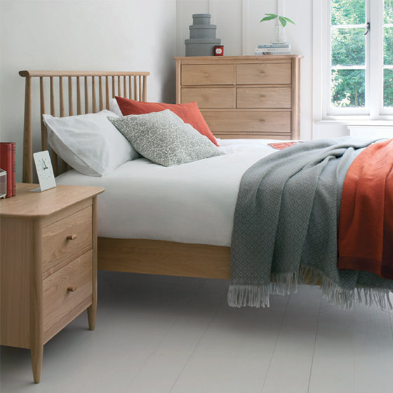 Teramo bedroom collection from ercol