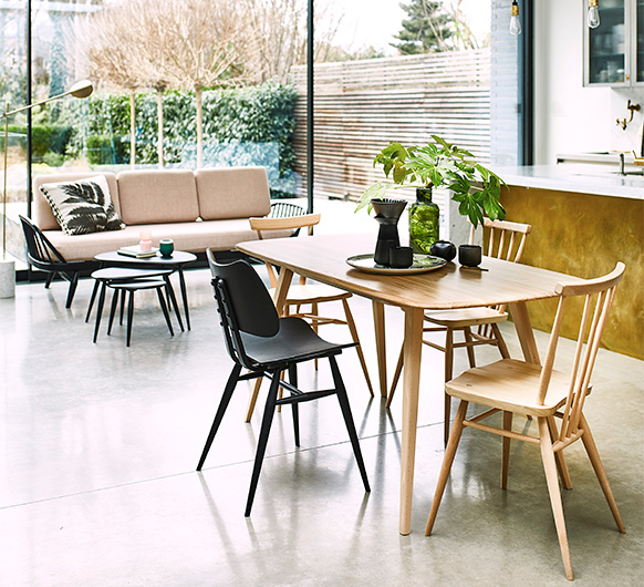 Dining Tables plank table