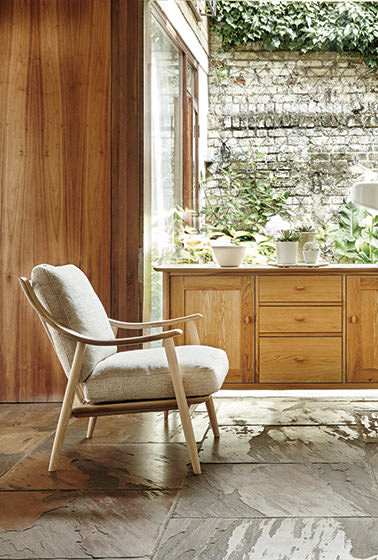 Marino chair with Teramo sideboard