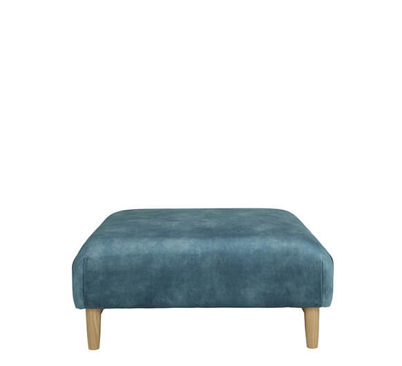 Footstools square footstool