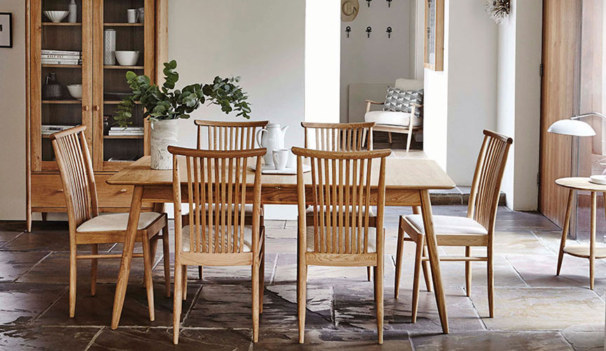 4 things to consider when choosing dining furniture ercol furniture