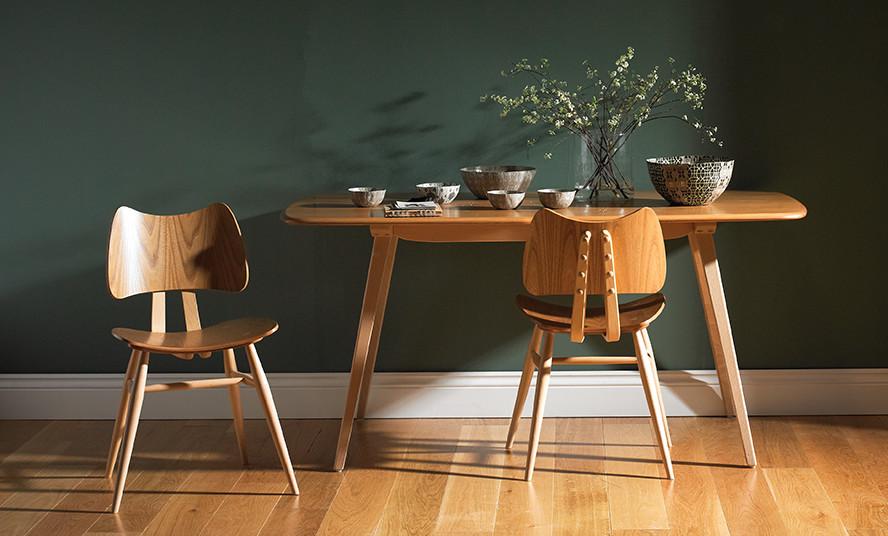 originals nest of tables ercol furniture. Black Bedroom Furniture Sets. Home Design Ideas