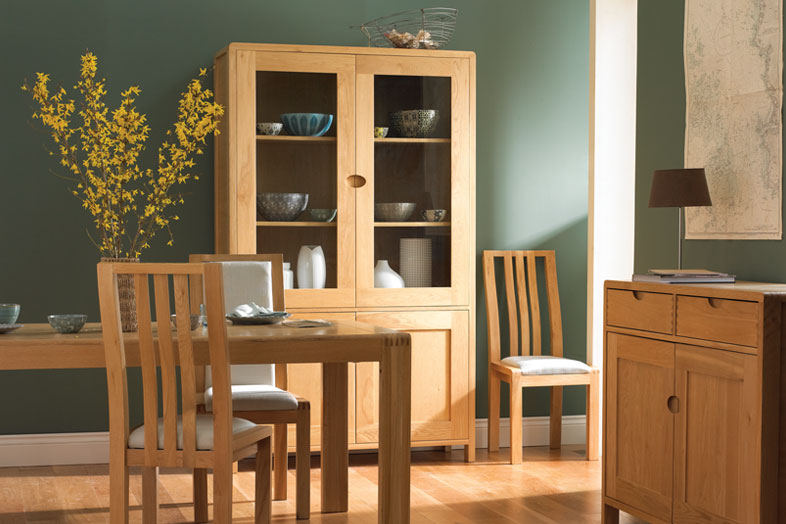 Display Cabinets - Dining - ercol furniture