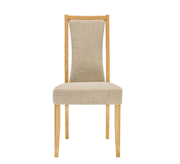 Dining Chairs padded back dining chair