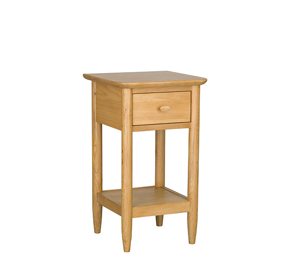 Teramo Bedroom Compact Side Table Bedside Cabinets