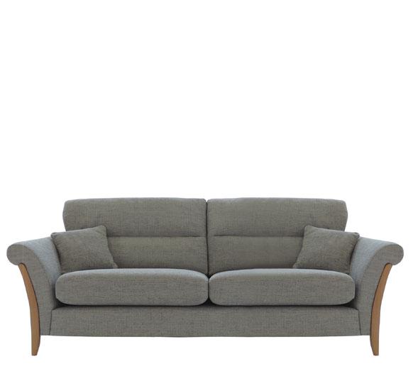 trieste large sofa ercol furniture. Black Bedroom Furniture Sets. Home Design Ideas