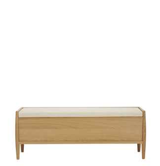 Shalstone storage bench