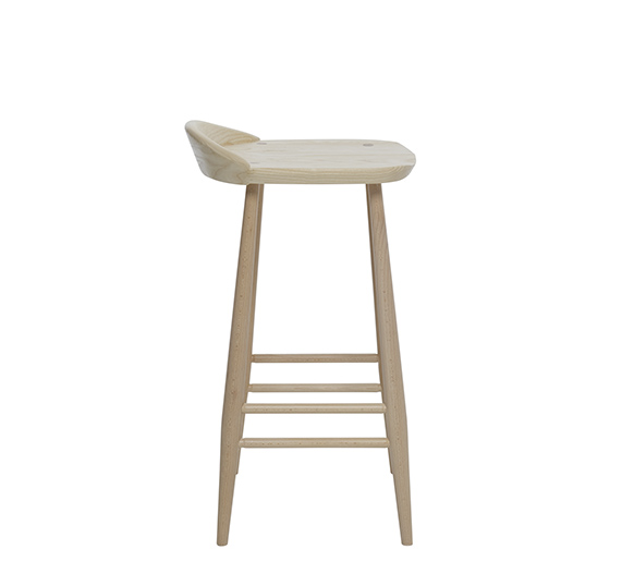 Originals Bar stool with back (low)