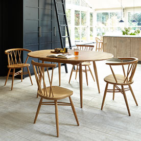 Oak Dining Collections