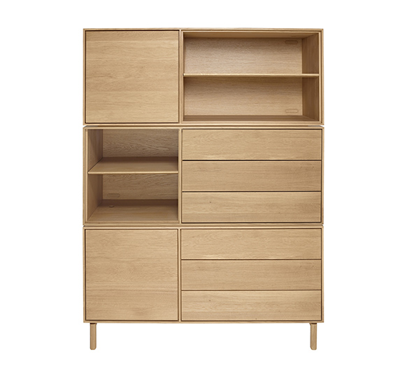Modulo RH drawer / narrow adjustable shelf