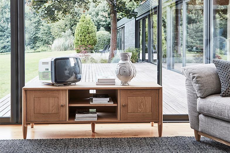 TV & Media Cabinets - Living Room - ercol furniture