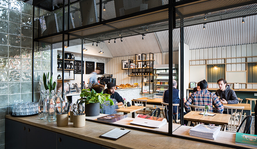 Origin Coffee Southwark