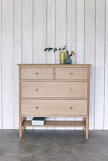 Hartwell 4 drawer chest