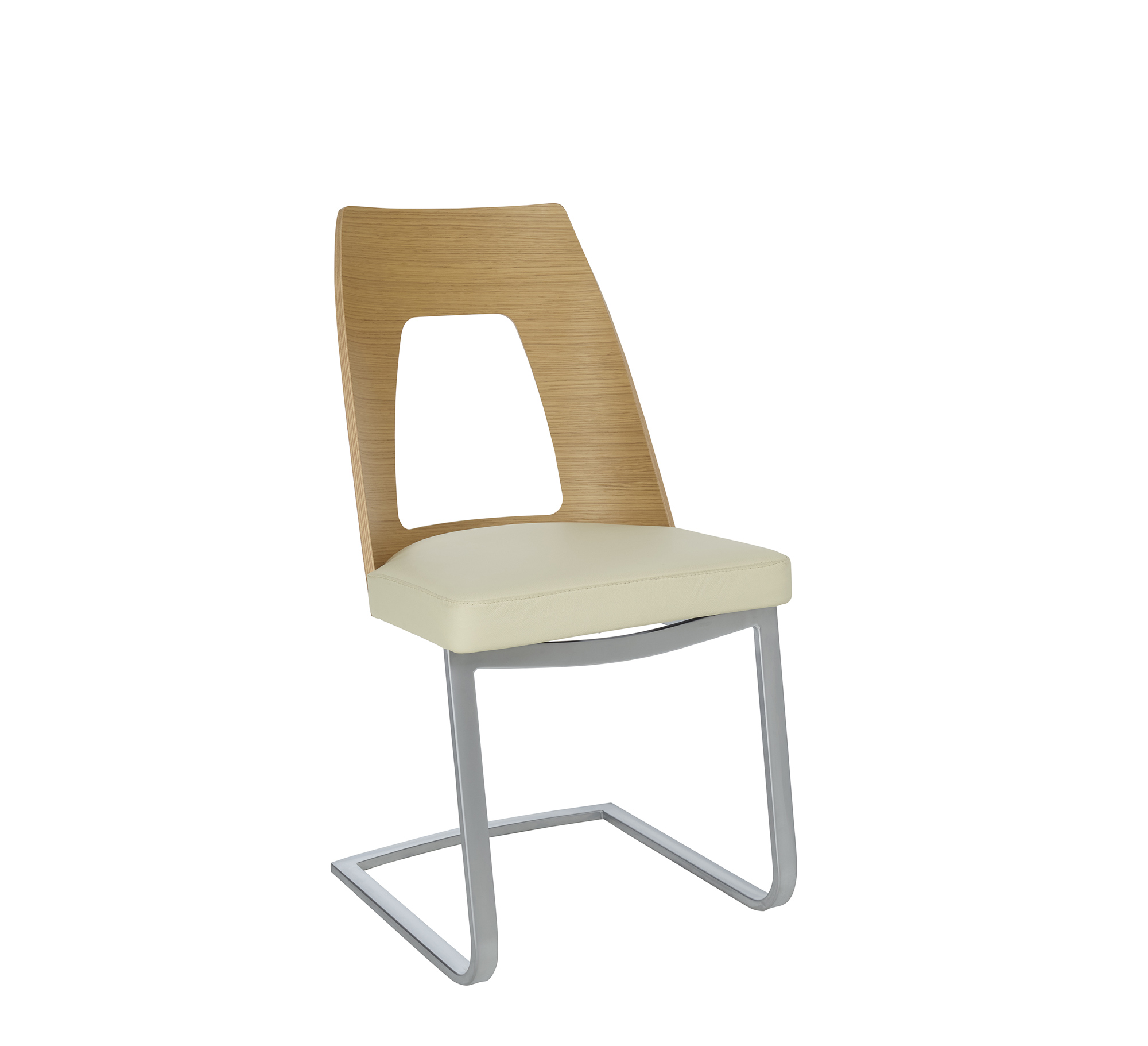 Romana Cantilevered Dining Chair   Dining Chairs   Ercol ...