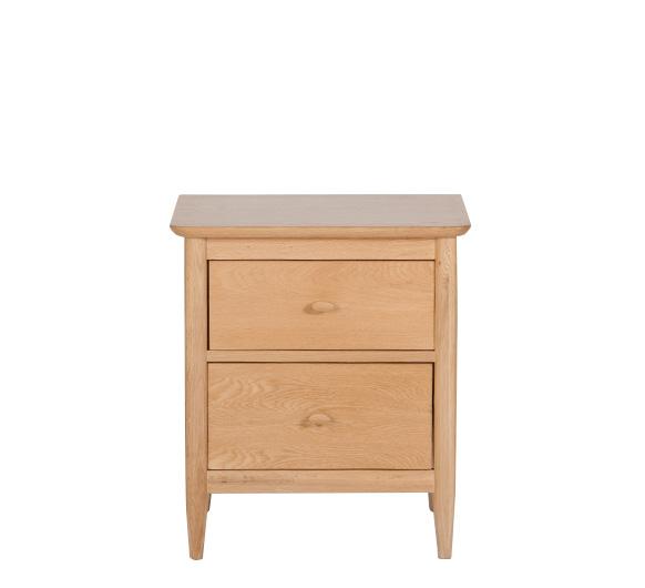 Teramo Bedroom bedside cabinet - Bedside Cabinets - ercol furniture