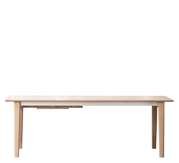 Ponte And Forma Large Extending Dining Table