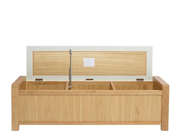 Bosco Bedroom Storage Bench
